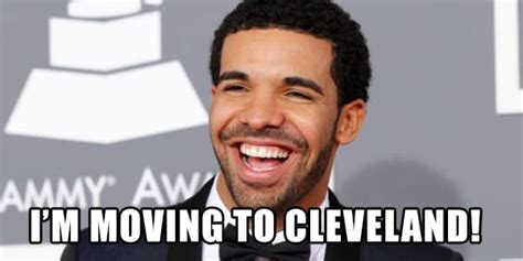Drake Lebron Meme - lebron returns to cleveland the best memes the