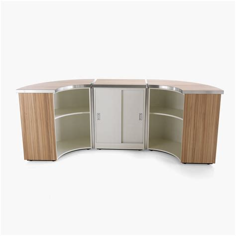 Rem Reception Desk Rem Helix Retail Reception Desk Complete Direct Salon Furniture