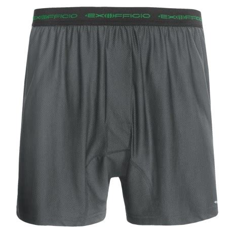 exofficio boxer shorts for men save 34
