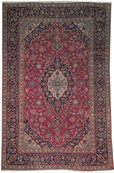 8x12 Area Rugs with Handmade Rug 8x12 Kashan Rug Spun Wool Fancy Carpet Ebay