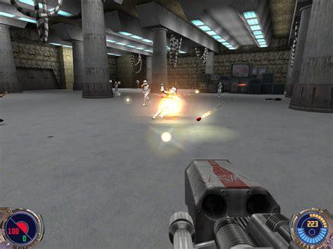 id tech 3 engine games star wars jedi knight ii jedi outcast linux game database