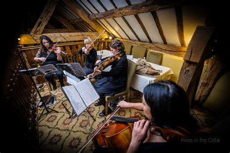 Wedding Quartet by 56 Wedding Quartet Pixies In The Cellar