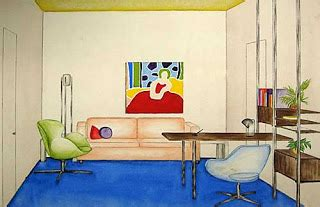 interior design drawing interiors design