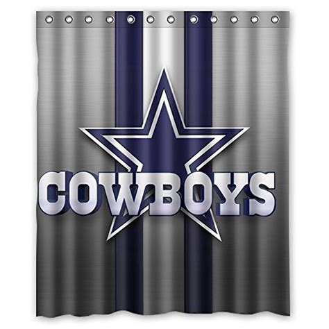 dallas cowboys bathroom accessories dallas cowboys shower curtain cowboys shower curtain