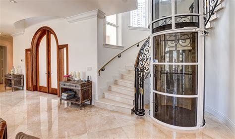 elevator in a house elevator installation photo gallery