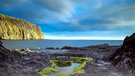 landscape   ocean tenerife canary islands spain