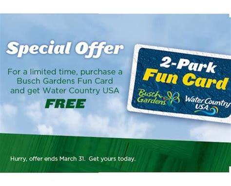 Busch Gardens Williamsburg Card by At Busch Gardens In Williamsburg Va With