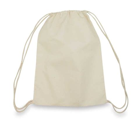 String Bag Tas Serut 5 50 packs 100 cotton drawstring bags tote eco friendly bag cord ebay