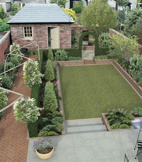 back garden designs ideas the garden inspirations
