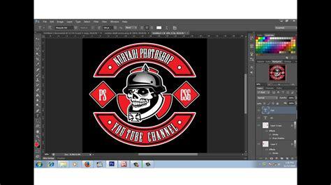 membuat logo komunitas cara membuat logo club motor 1 youtube