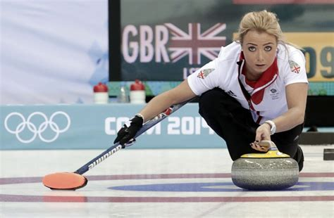hot female olympic curlers sochi 2014 olympic babes get to know the ladies of great