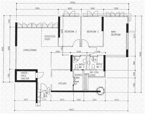 hdb floor plan 618c punggol drive s 823618 hdb details srx property
