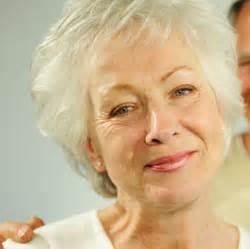 hair styles for seniors