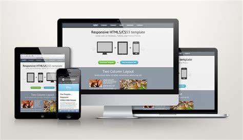 responsive design templates responsive design zehn kostenlose webdesign templates t3n