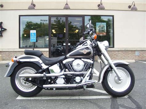 2001 Harley Davidson Fatboy Specs by 1996 Harley Davidson Flstf Boy Pics Specs And