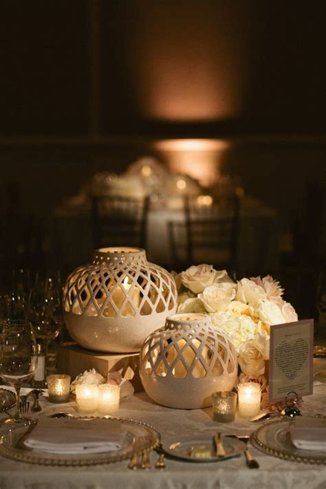 Unique Vases For Centerpieces by Unique Vases Wedding Centerpiece