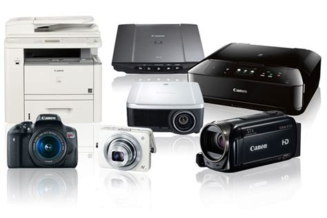 canon products environment sustainability initiatives