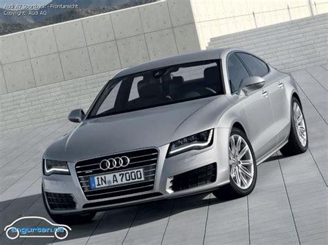 Audi A7 Erfahrungsbericht by Foto Bild Audi A7 Sportback Frontansicht Angurten De