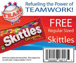 Skittles Sweepstakes - free skittles at murphy usa