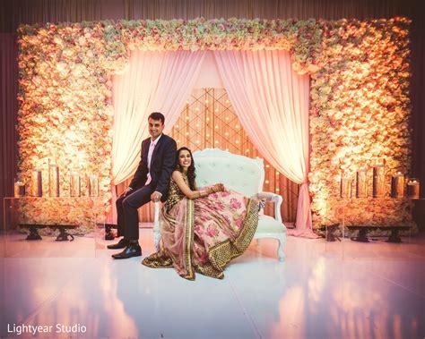 Wedding Reception Decor by Photo Reception Portrait Maharani Weddings Reception