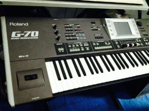 Keyboard Roland Bekas jual roland g70 bekas keyboard dan piano kualitas