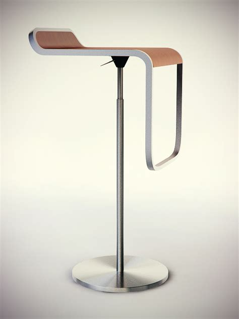 Lem Piston Stool With Wood Seat by Lem Piston Stool Wood Seat By Simplychen On Deviantart