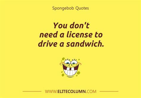 laugh  loud spongebob quotes elitecolumn