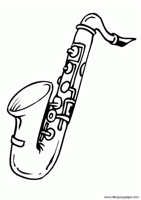 imagenes para colorear instrumentos musicales dibujos instrumentos musicales 042 dibujos y juegos