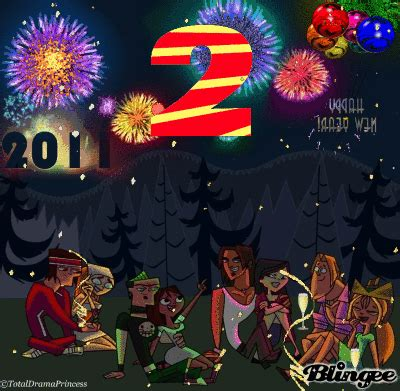 new year drama ks1 total drama new year picture 119892047 blingee