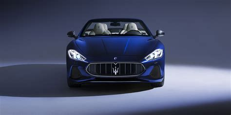 maserati sport 2018 2018 maserati grancabrio granturismo fully revealed for