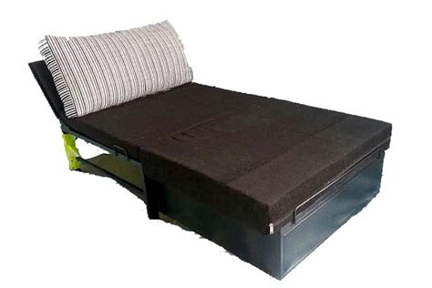 single seater sofa cum bed single seater storage bed oliver metal furniture