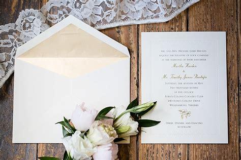 wedding invitations richmond ky real rva wedding martha tim s kentucky derby themed wedding