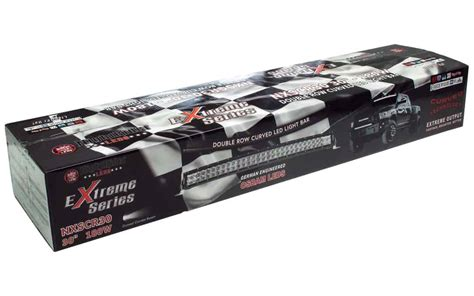 30 curved light bar 30 quot row curved light bar nightrider leds