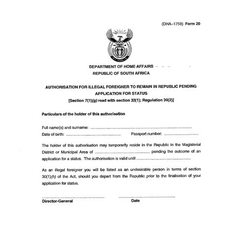 Letter Of Support For Visa South Africa Apply For A South Letter Cause Savisas