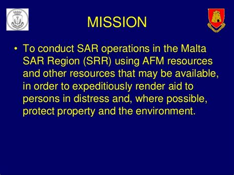 Malta Records Database Armed Forces Of Malta Maritime Search And Rescue Services