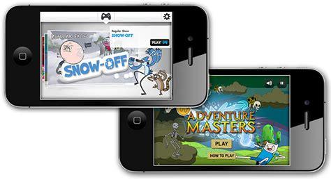 Cartoon Network Watch & Play Mobile Apps   Dreamsocket