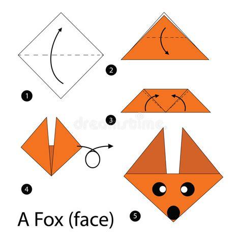 How To Make A Paper Fox Puppet - krok po kroku instrukcje dlaczego robi艸 origami fox