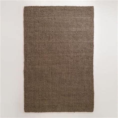 world market sisal rug basket weave jute rug world market