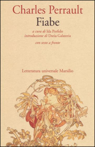 testo in francese fiabe testo francese a fronte charles perrault libro