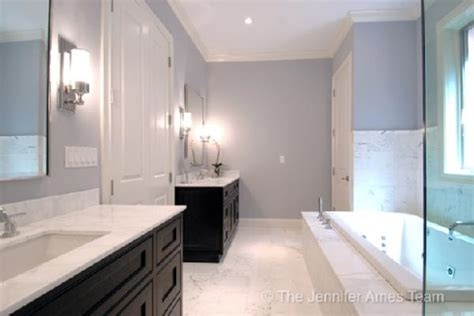 black bathroom cabinets with white marble countertops traditional bathroom atlanta homes