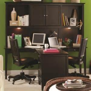 charming Two Person Desk Home Office Furniture #1: Home-Office-Desks-from-Barrow-Fine-Furniture-2.jpg