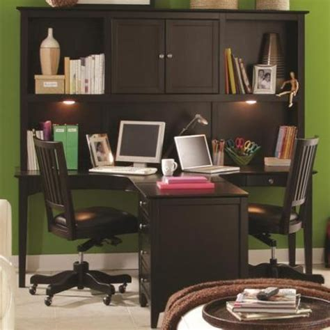 Home Office Desk For Two Home Office Desks From Barrow Furniture Interior Design