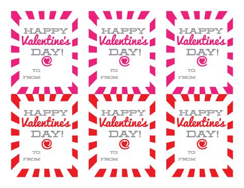 valentines to print free s day sunburst pink and printables