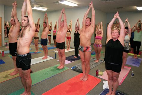 how hot are hot yoga classes like it or not hot yoga works