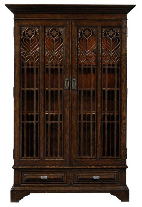 Gotham Cabinet by Oak Display Cabinet