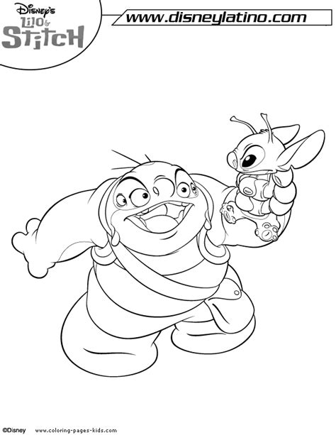 lilo and stitch experiments coloring pages lilo stitch coloring pages coloring pages for kids