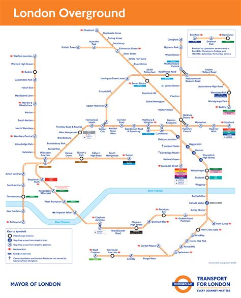 underground rail map overground rail maps