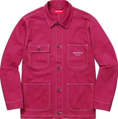Baby Pink Trucker Jacket supreme denim jacket pink