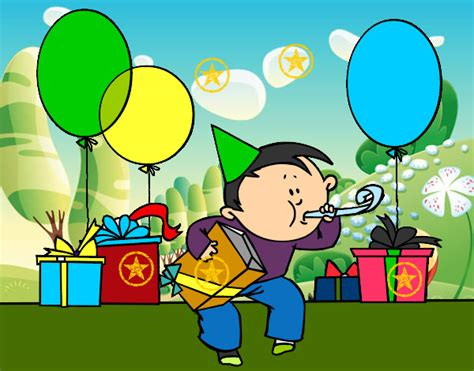 imagenes de cumpleaños fiesta dibujos de fiestas imagui