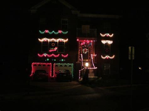 bad christmas lights scalloped lights home garden do it yourself